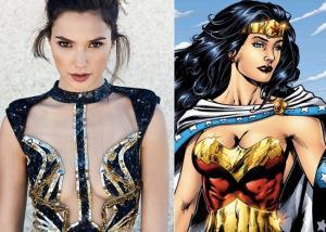 Gadot Wonder Woman