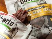 Oberto Natural Beef Jerky High Protein Choice