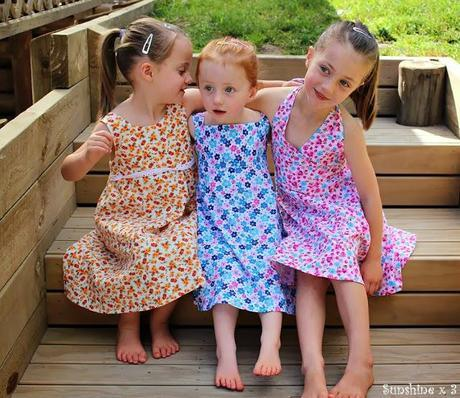 Show & Tell: 1, 2, 3, Frock!