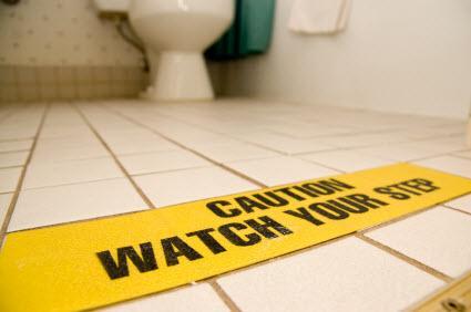 National bath safety month 2014 paperblog for 5 bathroom safety tips