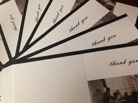 Three Reasons to Start Sending Personalized Thank You Cards