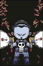 The Punisher #1 Young Variant Cover