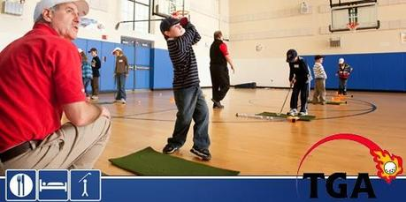 TGA Premier Junior Golf Launches School Based Activation and Business Model in Canada