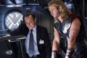 Agents Shield Avengers Thor
