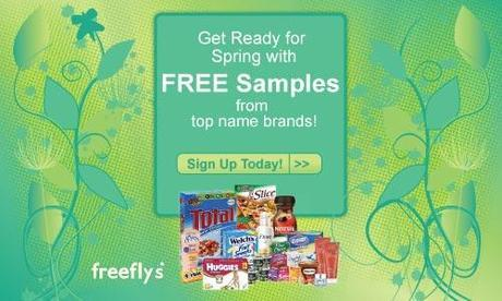 Get FREE Samples from Freeflys