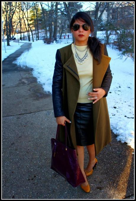 A SKIRT STORY- and an outfit series