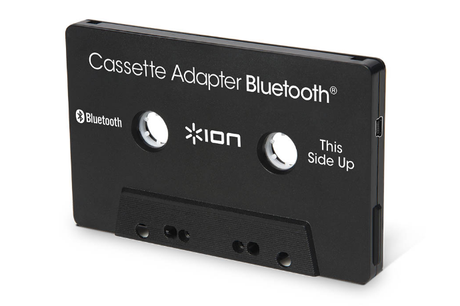 ION Audio Bluetooth Cassette