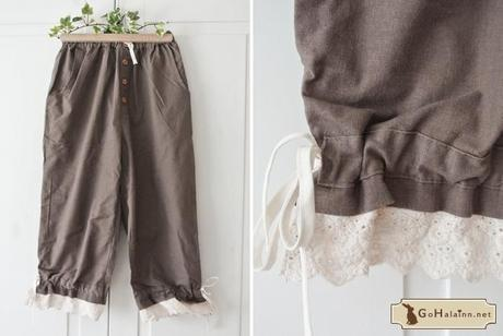 TaoBao Mori Girl pants