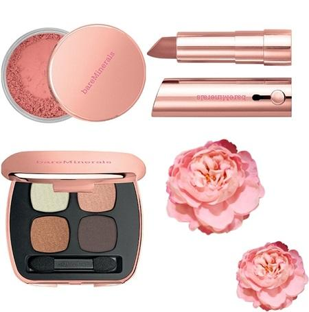 bareMinerals True Romantic Collection Spring 2014