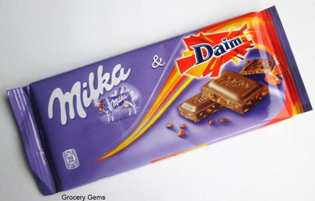 Review: Milka & Daim