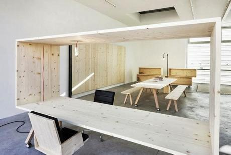 dwell | artist in residence studio + living space in italy