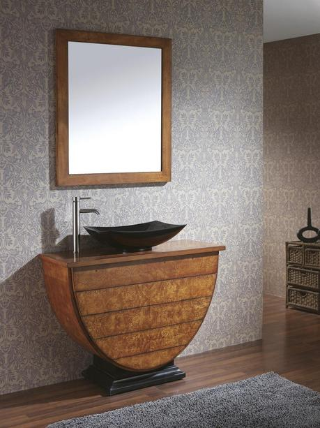 Imperia Vessel Sink Vanity