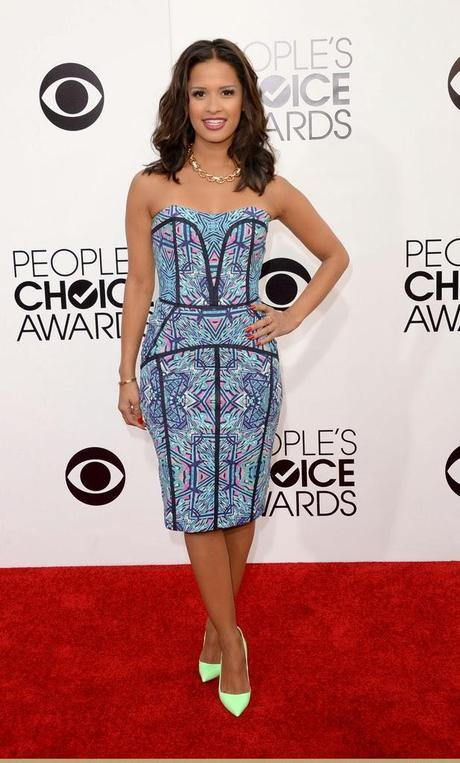 My Top Looks Of The 40th Annual People's Choice Awards