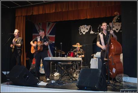 Handmade Rock n Roll wedding at the Riviera Hotel Weymouth