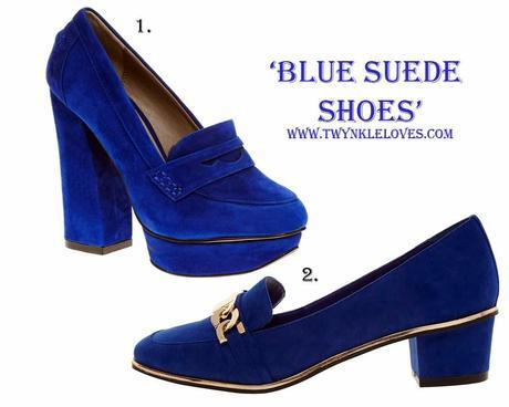 Pick Of The Day: Blue Suede Shoes