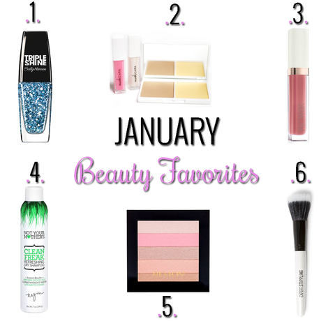 january-beauty-favorites