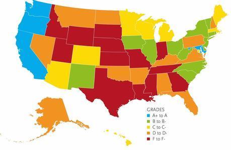 13 States Get An