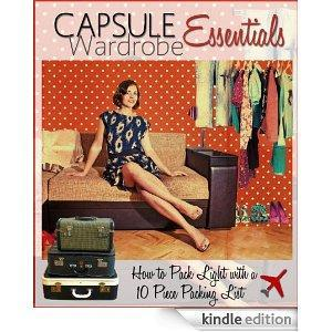 Friday Reads: Capsule Wardrobe Essentials by Alexandra Jimenez