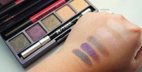 Urban Decay Shattered Face Case Review & Swatches