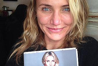 Cameron Diaz Talks Aging in Her New Book - Paperblog Cameron Diaz Pregnant 2019 Age