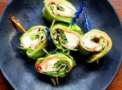 Healthy Turkey Cheese Roll-Ups