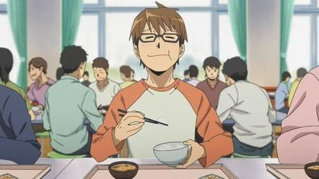 silver spoon eating Hozuki no Reitetsu
