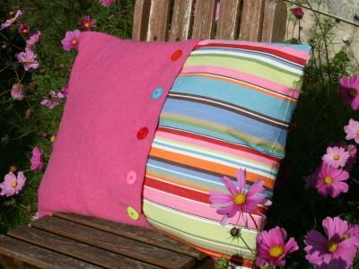 Dream a little dream… Re-do your bedroom with cushions