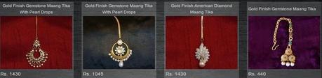 Artisan Gilt - Website for Indian Wear and Indian Jewellery (Website Review)