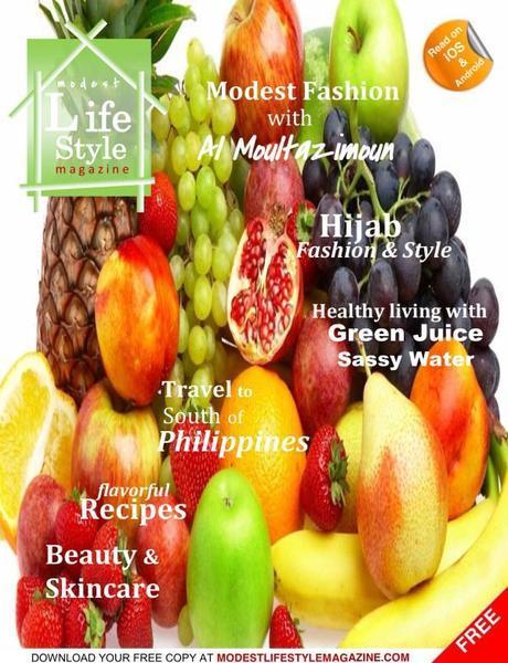 Free digital magazine cover