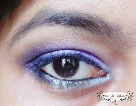 Lakme Absolute Monochrome Night look by Kareen Kapoor Inspired Eye Makeup
