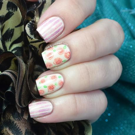 Inspiration Nation: Freckled Finger Nails