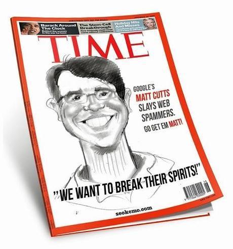 matt cutts time magazine