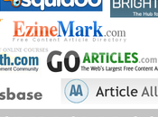 High Article Submission Sites