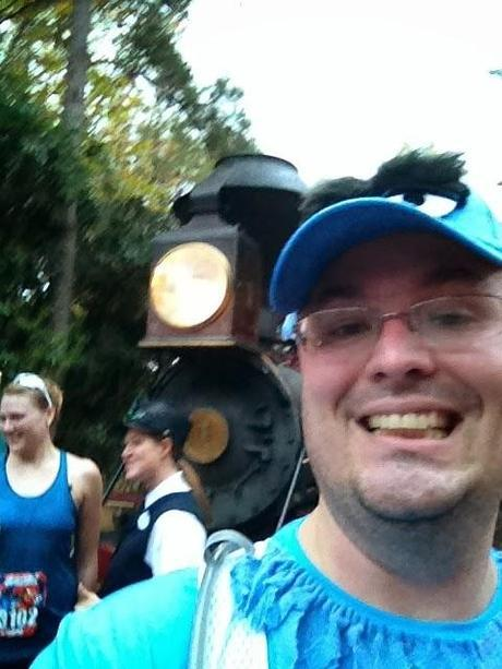 Day 4: DisneyGroom's #DopeyChallenge Weekend. #WDWHalf Done-  22.4 Down and 26.2 to Go!
