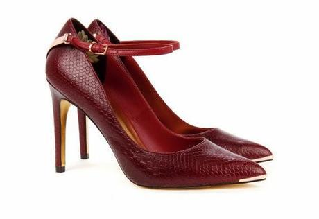 Pick Of The Day: Saasit Pointed Mary Jane Court Shoes