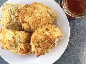 Sorghum Biscuits