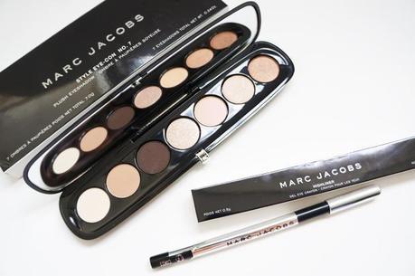 My US beauty haul marc jacob palette