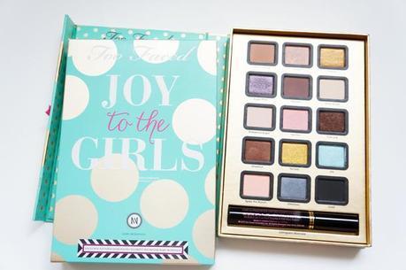 My US beauty haul joy to the girls palette
