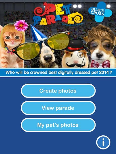 Parade your pet for a great cause*