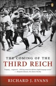 Coming of Third Reich