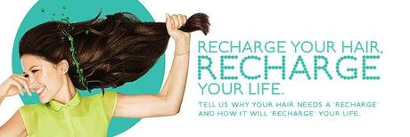 Recharge Your Hair - Recharge Your Life