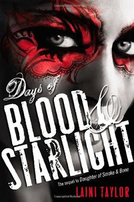 Review: Days of Blood & Starlight (Audiobook)