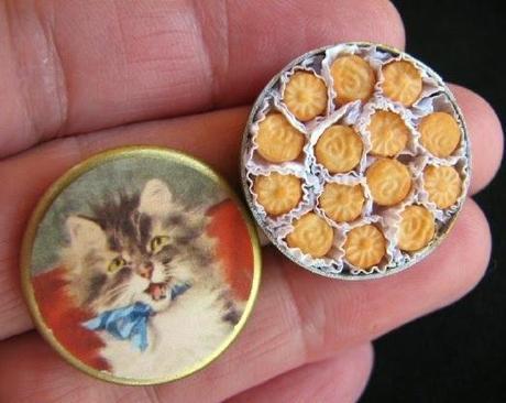 Cat Cookies Cat Treat