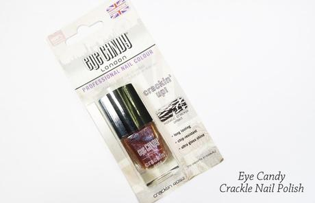 Eye Candy Crackle Nail Polish