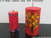Make Chinese Year Firecracker