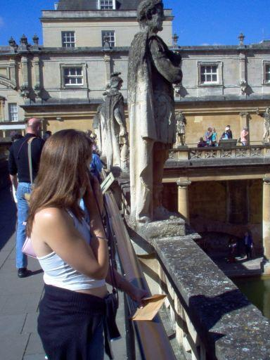 Honeymooning in Bath #whatsthestory #magicmoments