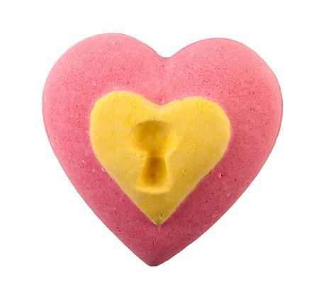 LUSH handmade cosmetics for your Valentine's Day
