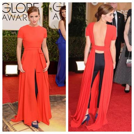 Golden Globes Fashion Highlights 2014
