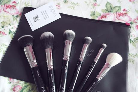 Beauty | Zoeva Face Brush Set