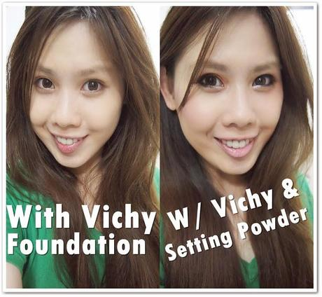 Review on VICHY DERMABLEND Fluid Corrective Foundation